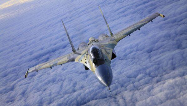 Su-35 in volo - Sputnik Italia