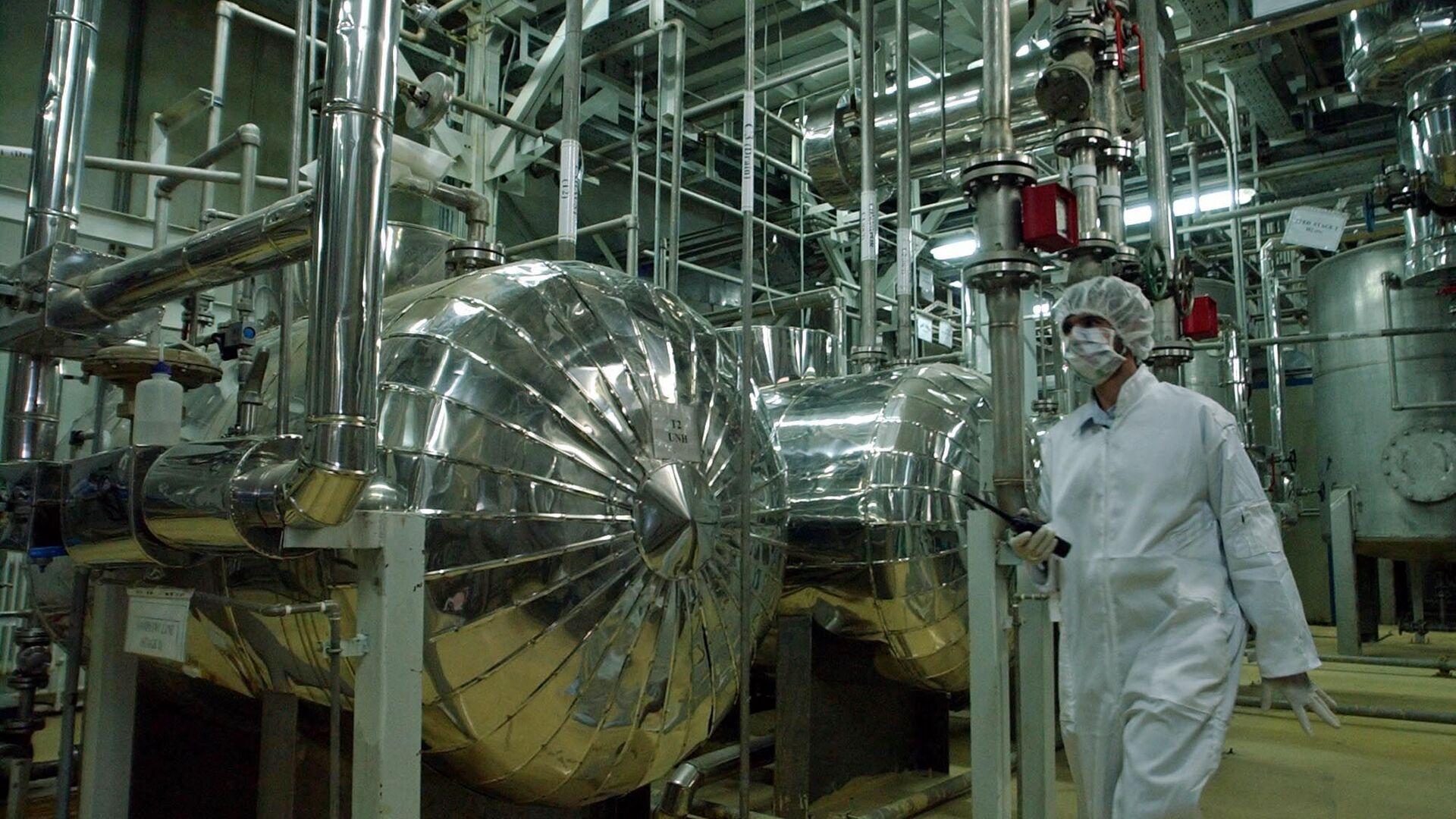 Un impianto nucleare in Iran - Sputnik Italia, 1920, 05.03.2021
