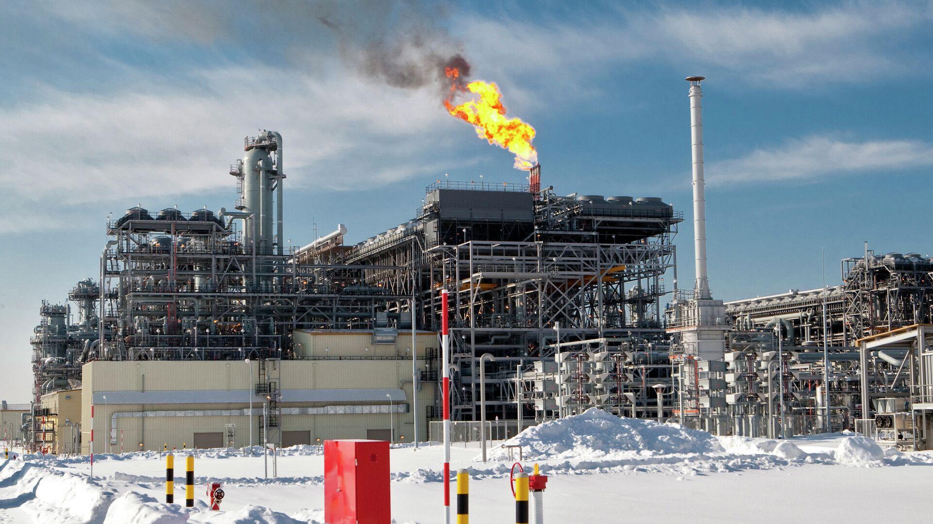 Estrazione del gas naturale in Russia - Sputnik Italia, 1920, 20.09.2021