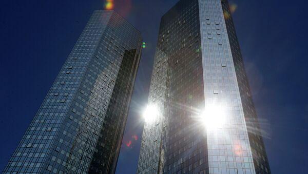 La sede di Deutsche Bank - Sputnik Italia