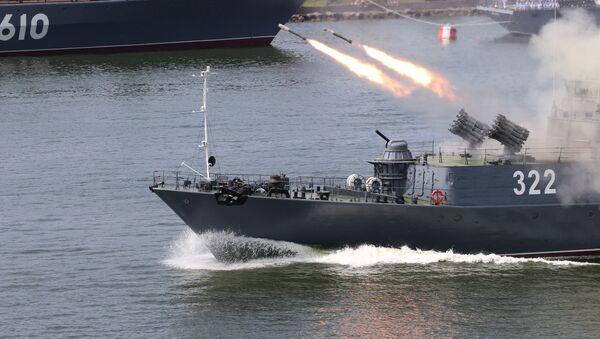 Navi della Marina Russa - Sputnik Italia