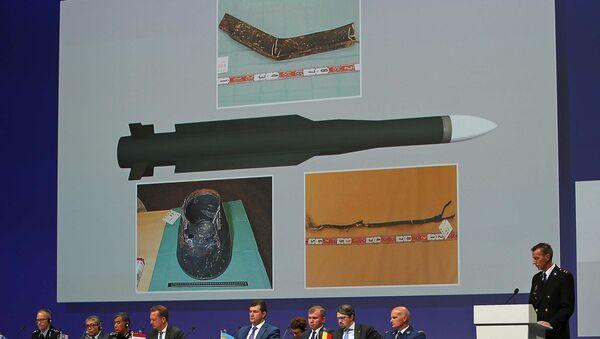 Rapporto JIT sul disastro del volo MH17 - Sputnik Italia