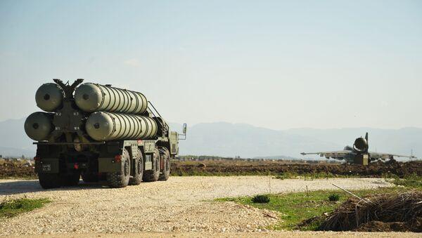 Il sistema missilistico S-400 - Sputnik Italia