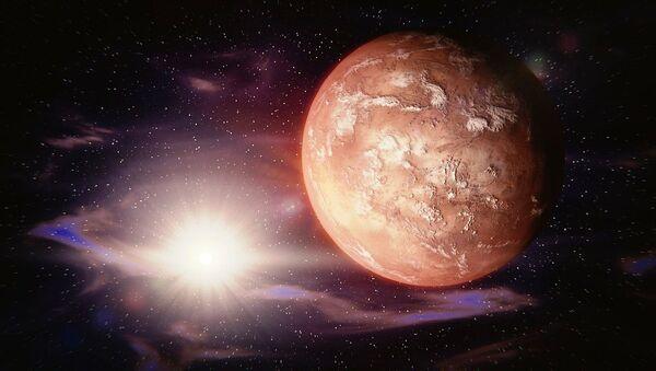 Marte - Sputnik Italia