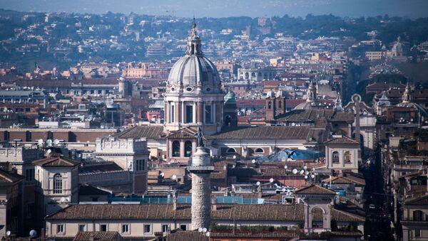 Roma - Sputnik Italia