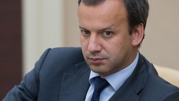 Vice Primo Ministro russo Arkadiy Dvorkovich - Sputnik Italia