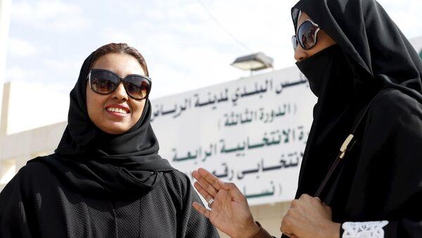 Donne saudite - Sputnik Italia