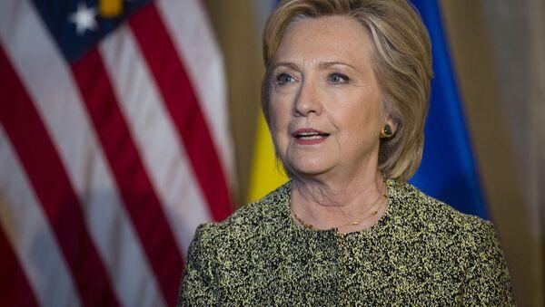 Hillary Clinton - Sputnik Italia
