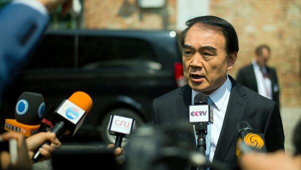 Il ministro degli Esteri cinese Li Baodong - Sputnik Italia