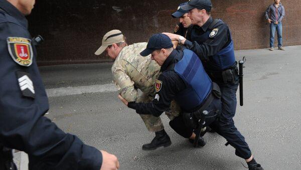 Attack on Russian Consulate General in Odessa - Sputnik Italia