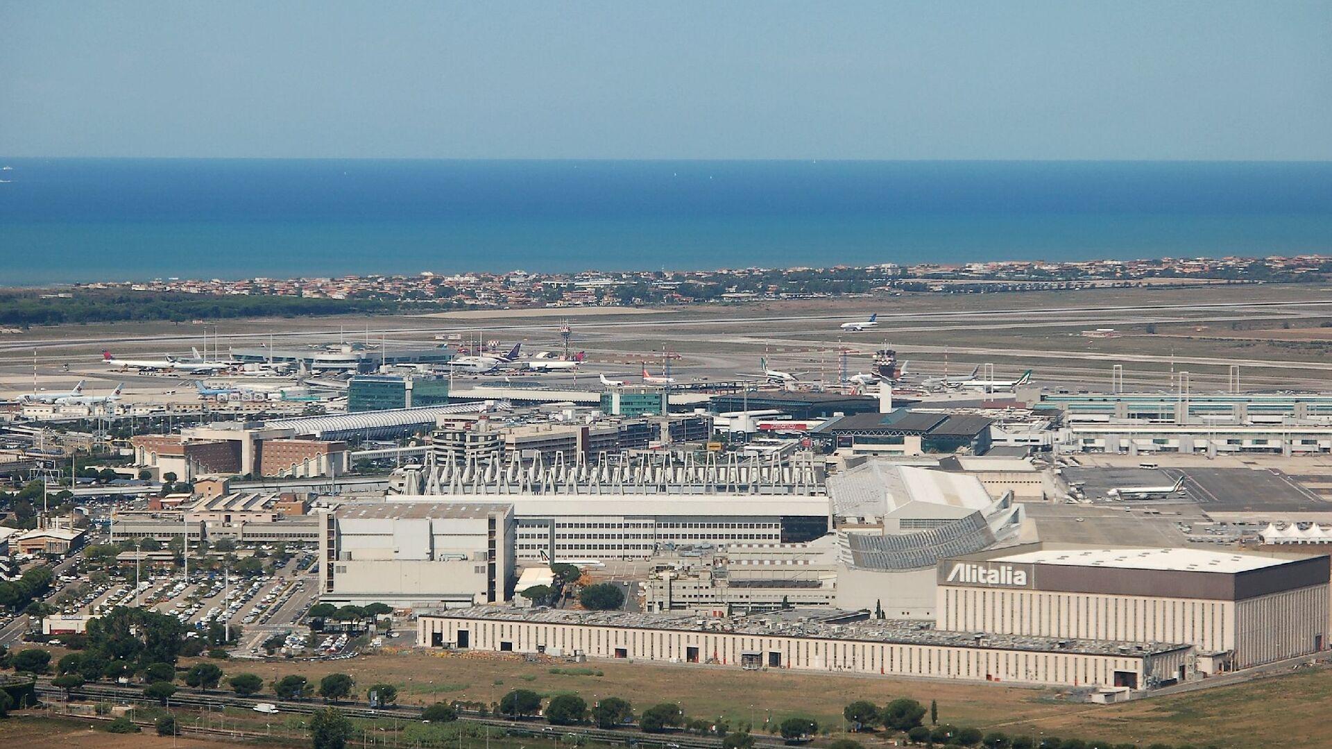 Aeroporto di Fiumicino - Sputnik Italia, 1920, 23.08.2021