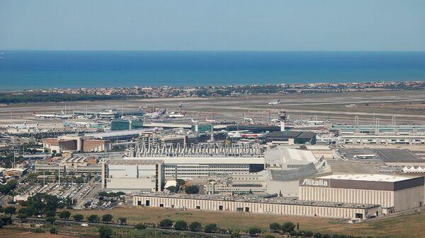 Aeroporto di Fiumicino - Sputnik Italia