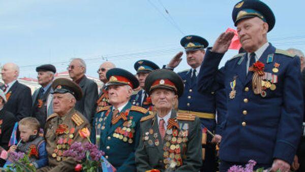 Ветераны Великой Отечественной войны в Луганске - Sputnik Italia