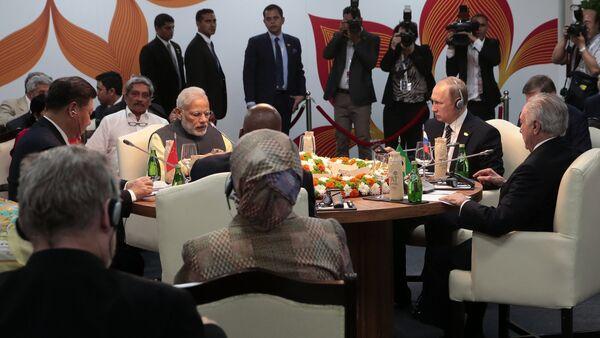 President Putin visits Goa, India. Day Two - Sputnik Italia