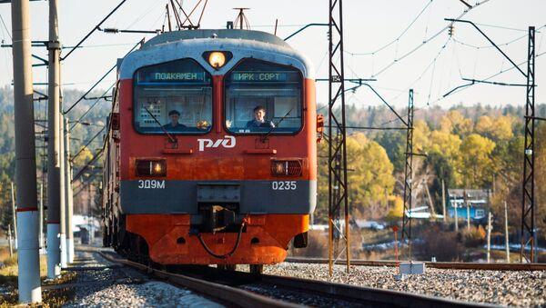 Treno - Sputnik Italia