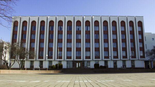 La sede del ministero degli Esteri della Bielorussia - Sputnik Italia