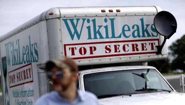 WikiLeaks - Sputnik Italia