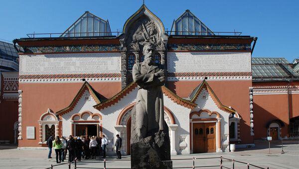 La Galleria Tretyakov a Mosca - Sputnik Italia