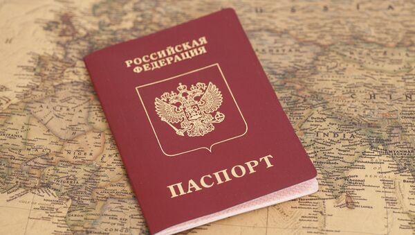 Passaporto russo - Sputnik Italia