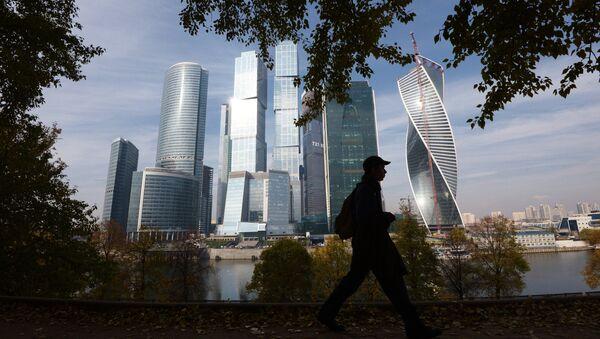 Moscow-City, il cuore finanziario di Mosca - Sputnik Italia
