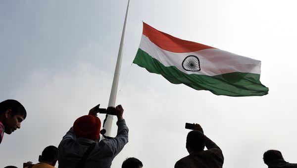 Bandiera indiana - Sputnik Italia