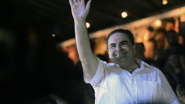 Expresidente de El Salvador, Elías Antonio Saca - Sputnik Italia