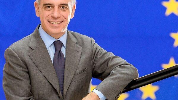 Stefano Maullu, eurodeputato di Forza Italia - Sputnik Italia