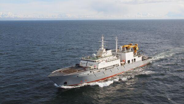Nave soccorso Igor Belousov, classe Delfin - Sputnik Italia