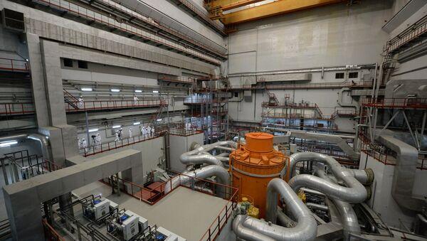 Reattore nucleare - Sputnik Italia