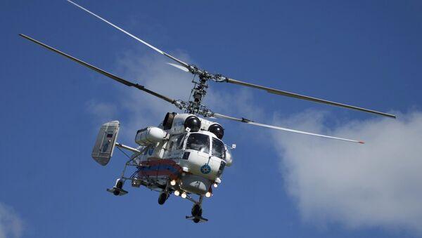 Elicottero Ka-32 - Sputnik Italia