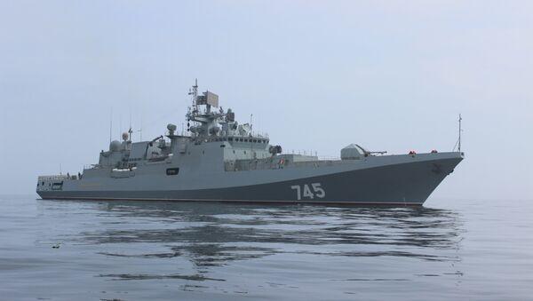 Admiral Grigorovich Frigate - Sputnik Italia