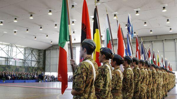 Esercitazioni NATO Trident Juncture in Italia - Sputnik Italia