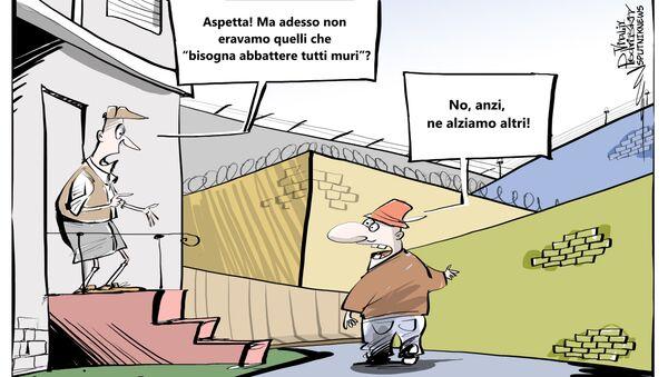 Abbattere tutti muri? - Sputnik Italia