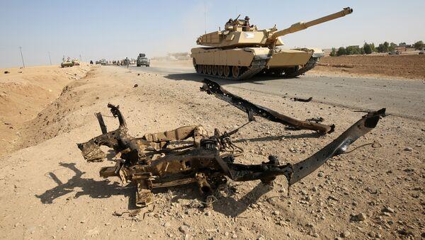 Offensiva dell'esercito iracheno vicino a Mosul - Sputnik Italia
