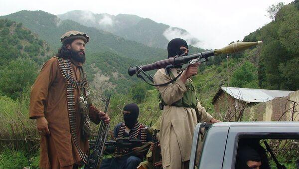 Guerriglieri talebani in Pakistan. - Sputnik Italia