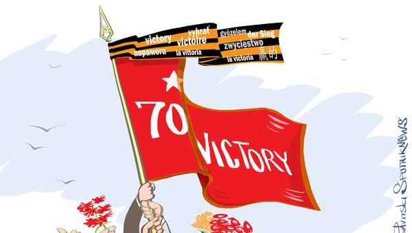 70 anni della Vittoria. - Sputnik Italia