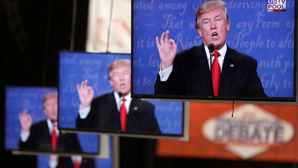 Trump e i media - Sputnik Italia
