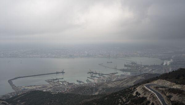 Il porto di Novorossiysk - Sputnik Italia