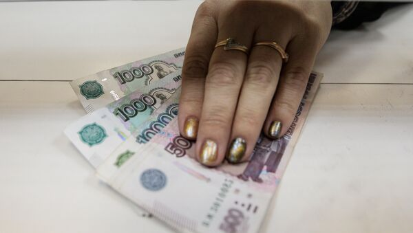 I soldi russi - Sputnik Italia
