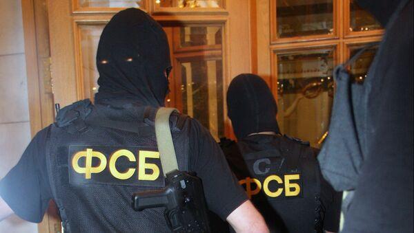Agenti dell'FSB della Russia - Sputnik Italia