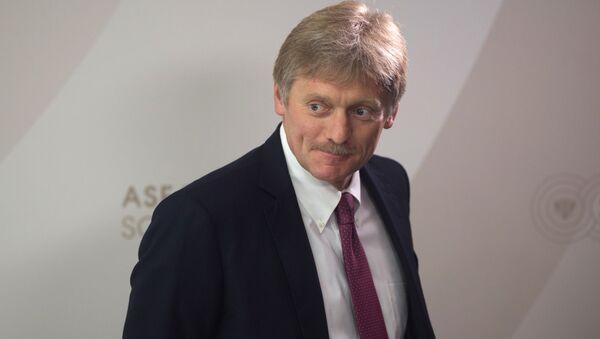 Il portavoce del Cremlino Dmitry Peskov - Sputnik Italia