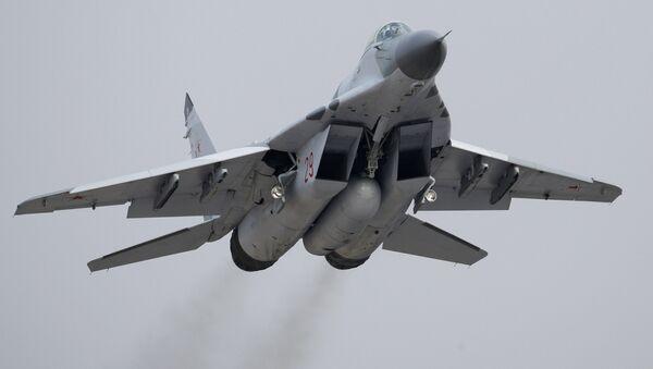 Mikoyan MiG-29 jet fighter aircraft - Sputnik Italia