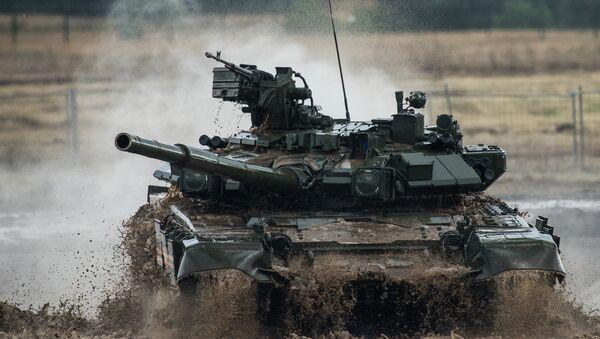 Carro armato T-90 - Sputnik Italia
