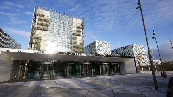 Corte penale internazionale dell'Aia - Sputnik Italia