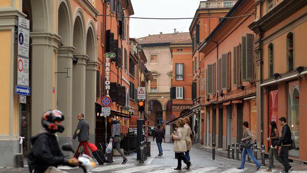 Una via di Bologna - Sputnik Italia