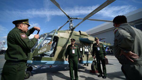 Легкий многоцелевой вертолет Ка-226Т - Sputnik Italia