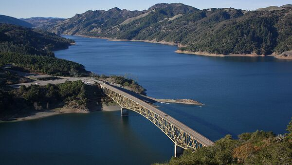 Lake Sonoma, Sonoma County, California - Sputnik Italia