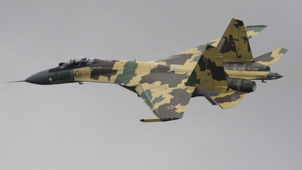 SU-35 - Sputnik Italia