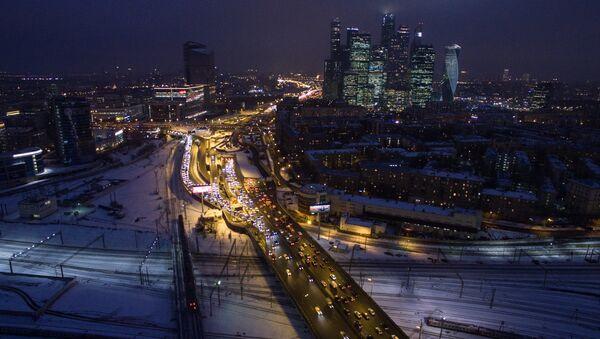 Mosca, la notte - Sputnik Italia