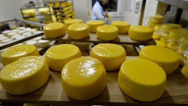 Il formaggio  - Sputnik Italia
